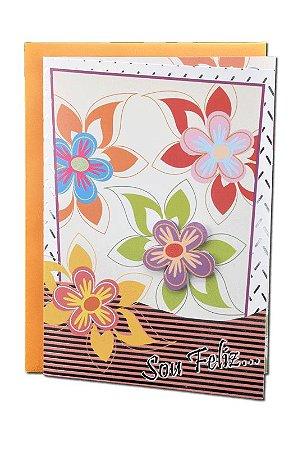 Cartão Amor 11 x 15,5  - 06