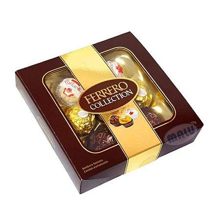 Chocolate Ferrero Collection 77gr