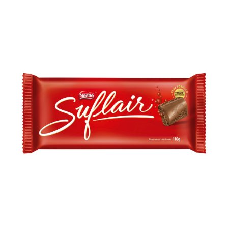 Chocolate Barra Suflair 110gr