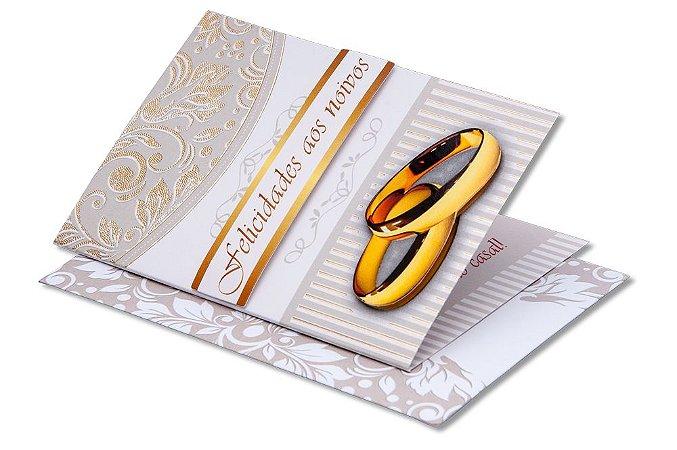 Cartão Casamento e Bodas