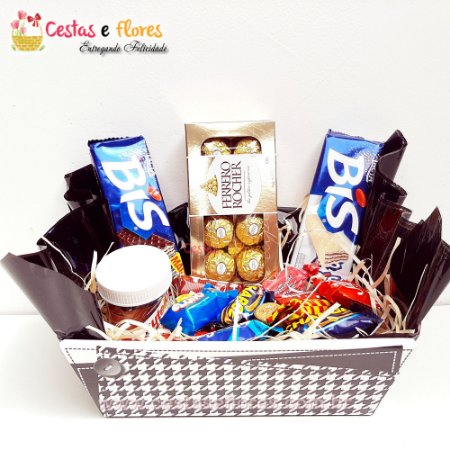 Cesta de Chocolates