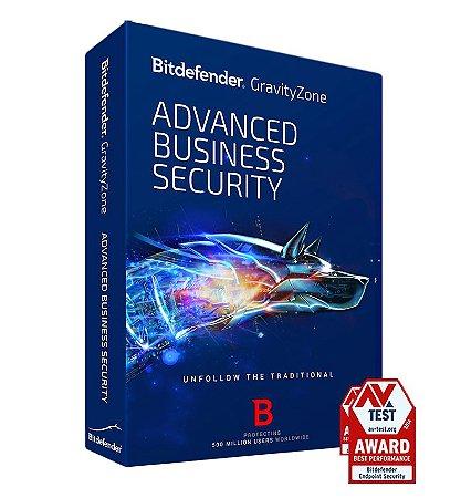 Bitdefender GravityZone Advanced Business Security - CUPG (25 à 49 Dispositivos)
