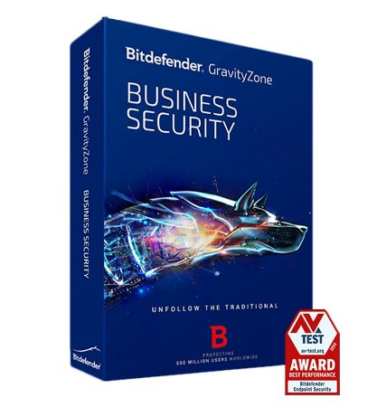 Bitdefender GravityZone Business Security - CUPG (50 à 99 Dispositivos)