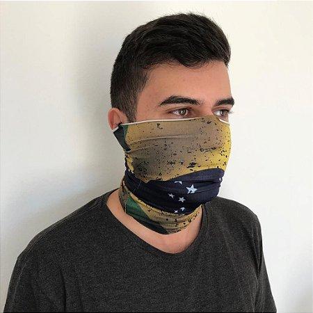 Bandana Tubular Cortuba Brasil 2021