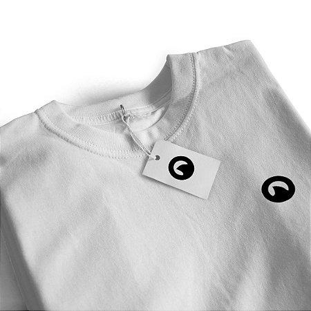 Camiseta Básica - Branca