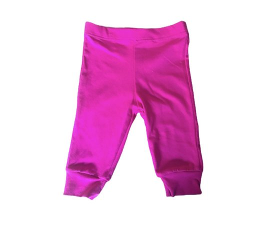 Calça Lisa - Rosa Pink