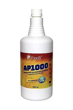 AP-1000 - Detergente Concentrado Multiuso (1L)