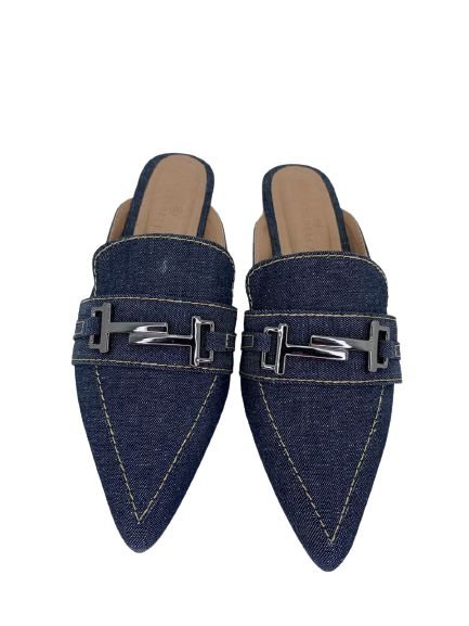 MULE GUCCI INSPIRED - JEANS