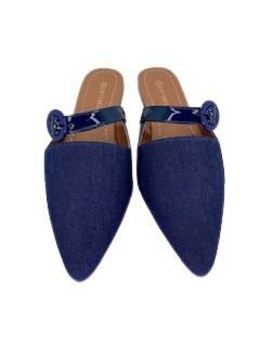 Mules Jeans