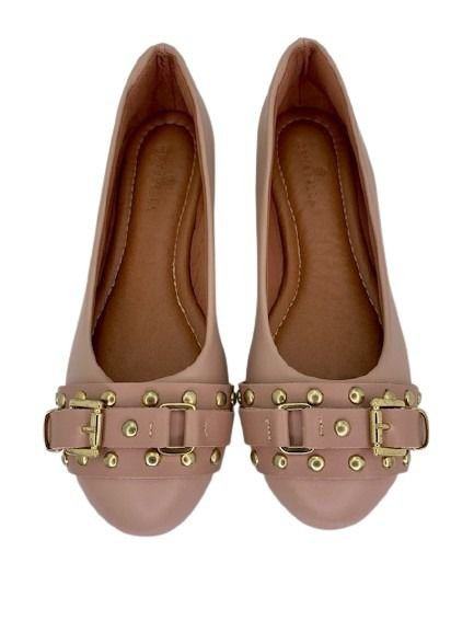 Sapatilhas Pointed Ballerina Buckle