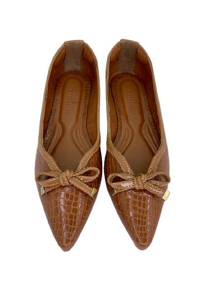 Sapatilhas Pointed Vintage Croquinho