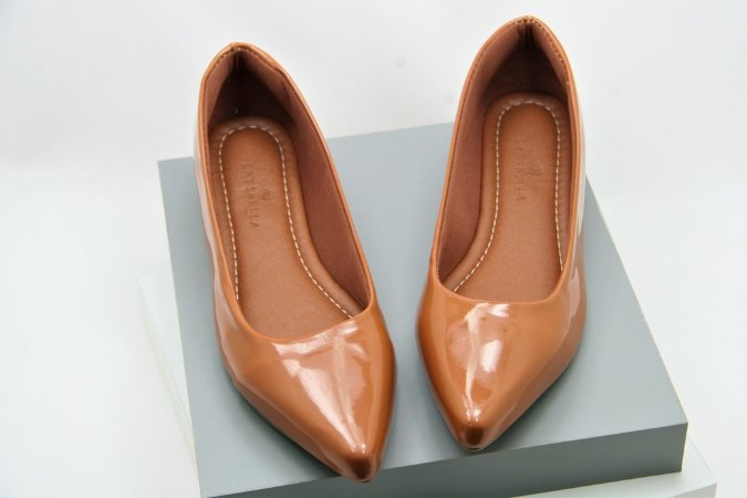 Pointed Classic - Caramelo