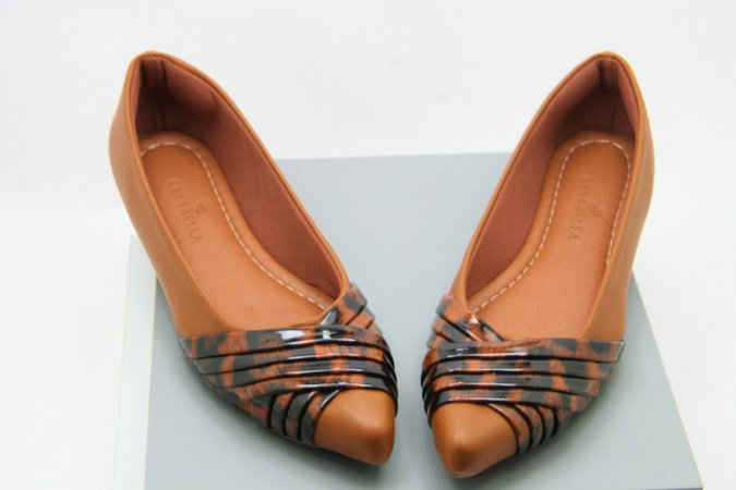 Pointed Wave - Leopard