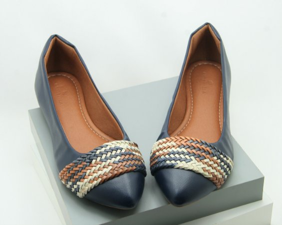 Pointed Chord - Navy 2.0
