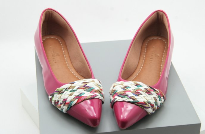 POINTED CHORD - PINK