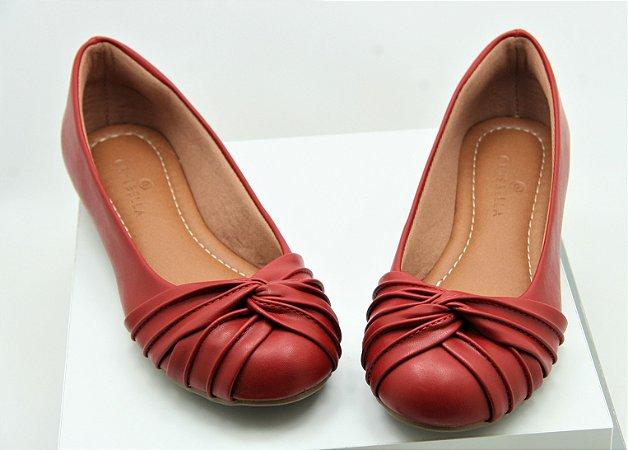 Ballerina Laço Invertido - Red Carpet