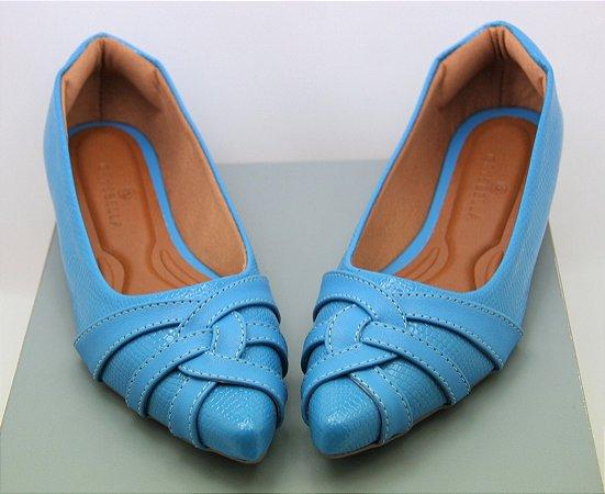 POINTED CURVY - ELETRIC BLUE