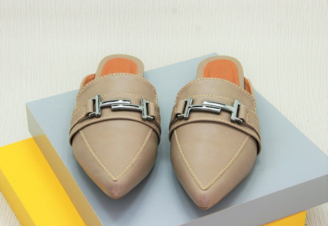 MULE GUCCI INSPIRED - SAND