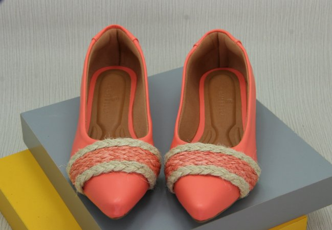 POINTED CHORD - CORAL
