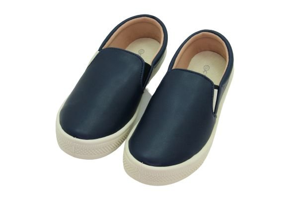 SLIP ON - NAVY BLUE