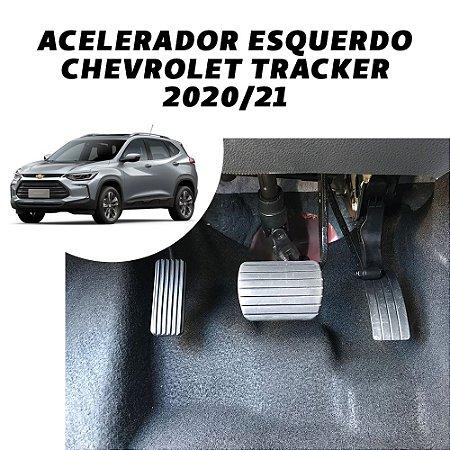 Acelerador Esquerdo - Chevrolet Tracker