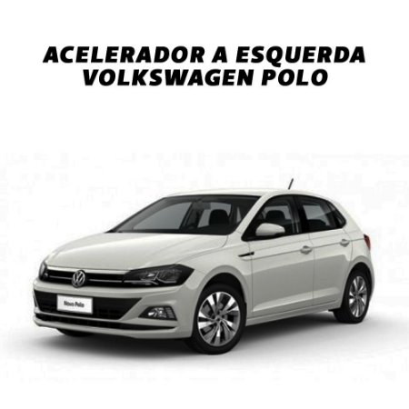 Acelerador Esquerdo - Volkswagen Polo