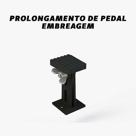 Prolongamento de pedal Embreagem (unidade) - Câmbio Manual
