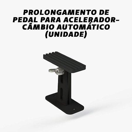 Prolongamento de pedal Acelerador (unidade) - Câmbio Automático