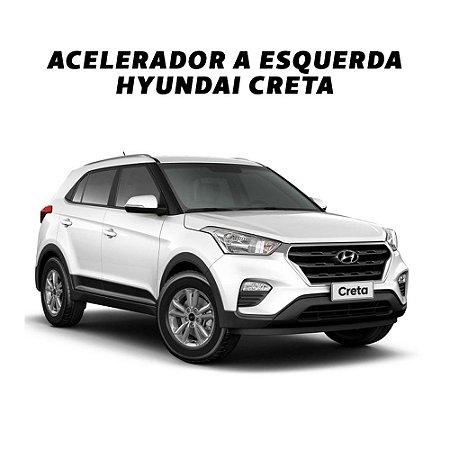 Acelerador Esquerdo - Hyundai Creta