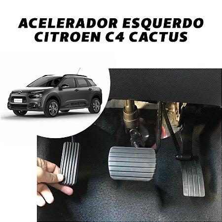 Inversão de Pedal - Citroen C4 Cactus