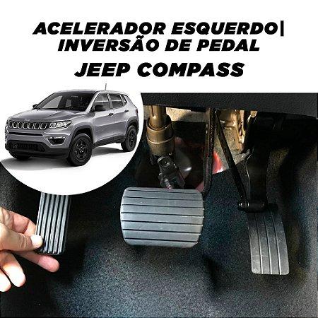 Acelerador Esquerdo/ Inversão de Pedal Jeep Compass