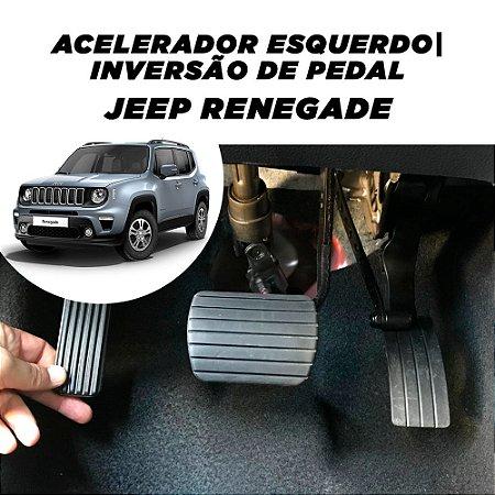 Acelerador Esquerdo/ Inversão de Pedal Jeep Renegade
