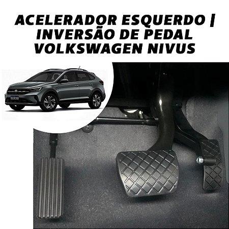 Acelerador Esquerdo/ Inversão de Pedal Volkswagen Nivus