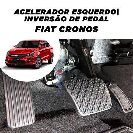 Acelerador Esquerdo - Fiat Cronos