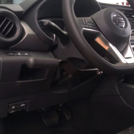 Acelerador e Freio Manual Nissan Kicks 2021/2022