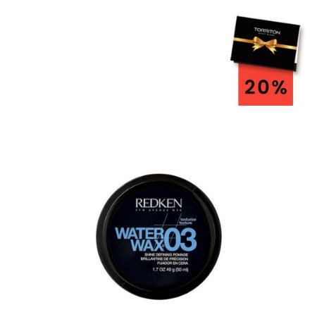 Pomada Modeladora Style Texturize Water Wax 03 - 50ml [voucher 20%]