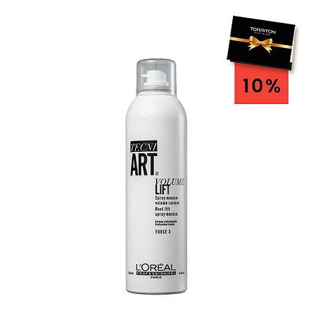 Spray Tecni Art Volume Lift Force 3 - 250ml [voucher 10%]