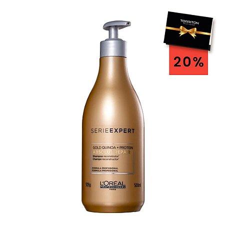 Shampoo Absolut Repair Gold Quinoa - 500ml [voucher 20%]