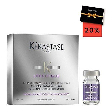 Ampola Specifique Cure Anti Pelliculaire - 12x6ml [voucher 20%]
