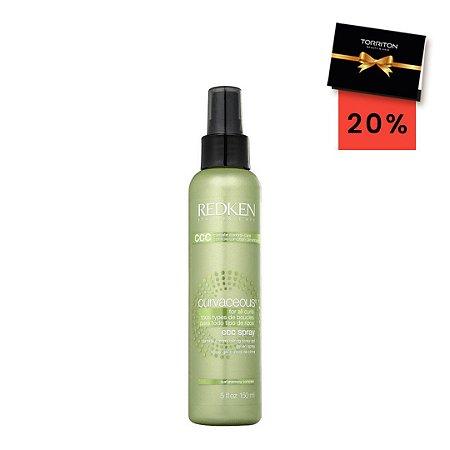 Spray Ativador de Cachos Curvaceous CCC - 150ml [voucher 20%]