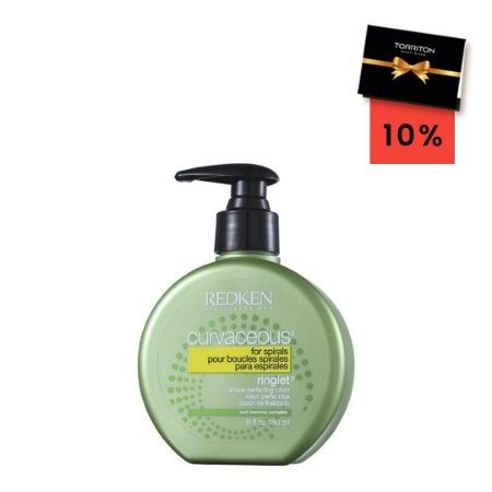 Leave-In Curvaceous Ringlet - 180ml [voucher 10%]