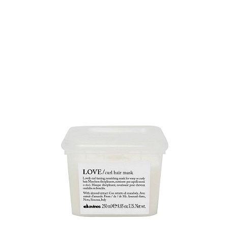 Máscara Love Curl - 250ml
