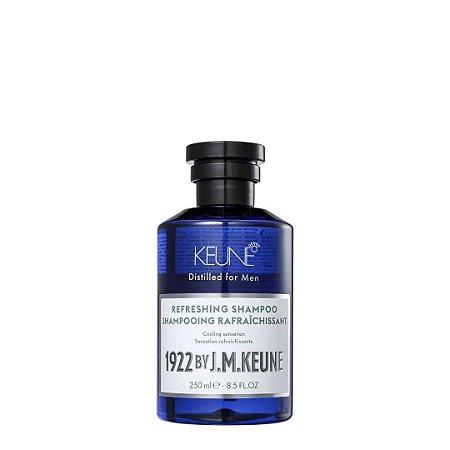 Shampoo 1922 by J. M. Keune Refreshing - 250ml
