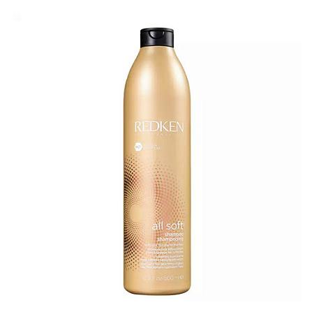 Shampoo All Soft - 500ml