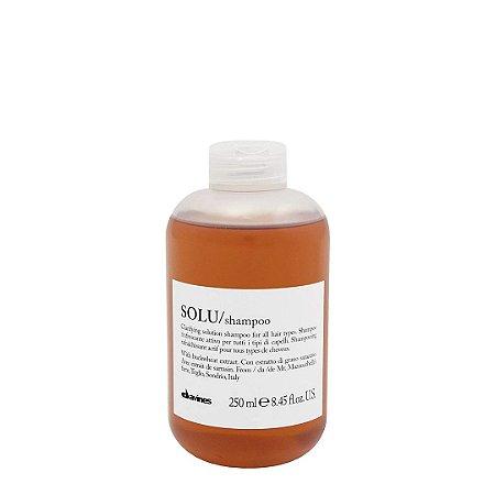 Shampoo Clarifying Solution Solu - 250ml