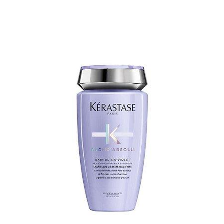 Shampoo Desamarelador Blond Absolu Bain Ultra-Violet - 250ml