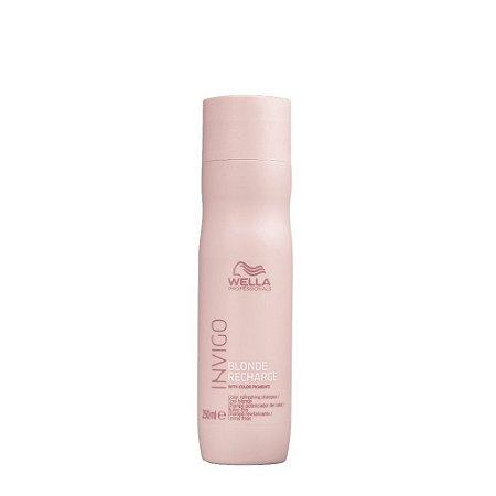 Shampoo Matizador Invigo Blonde Recharge Cool - 250ml