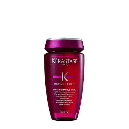 Shampoo Réflection Bain Chromatique Riche - 250ml