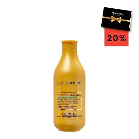 Shampoo Solar Sublime - 300ml [voucher 20%]