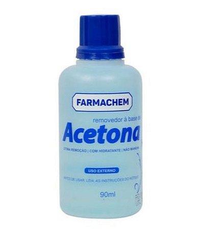 Dermachem - Removedor a Base de Acetona 90ml